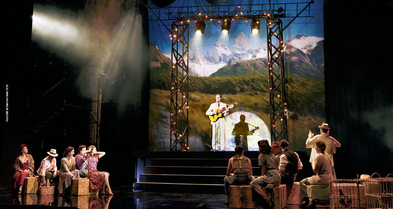 Musical Evita Wien