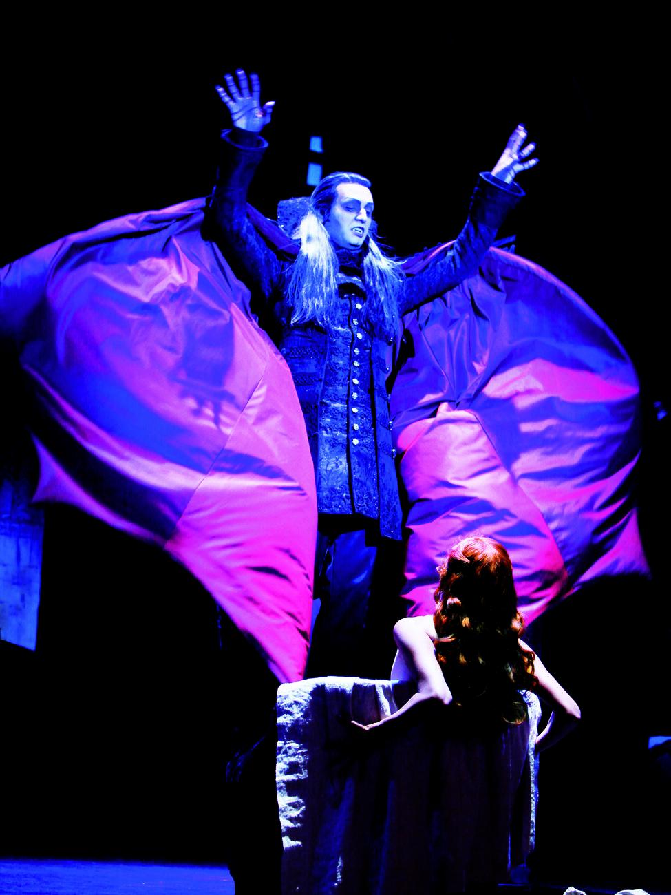 tanz der vampire | spielplan | spielplan & tickets | musical, Einladung