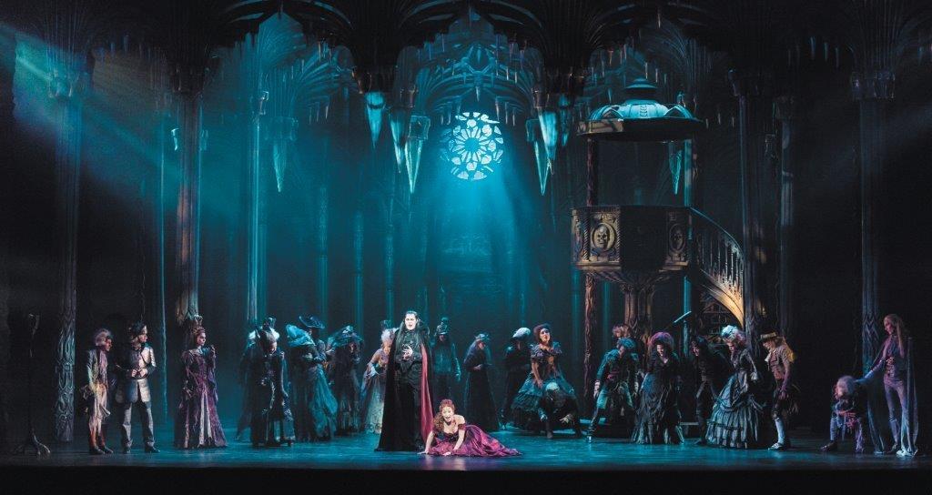 Tanz Der Vampire Köln Musical Dome