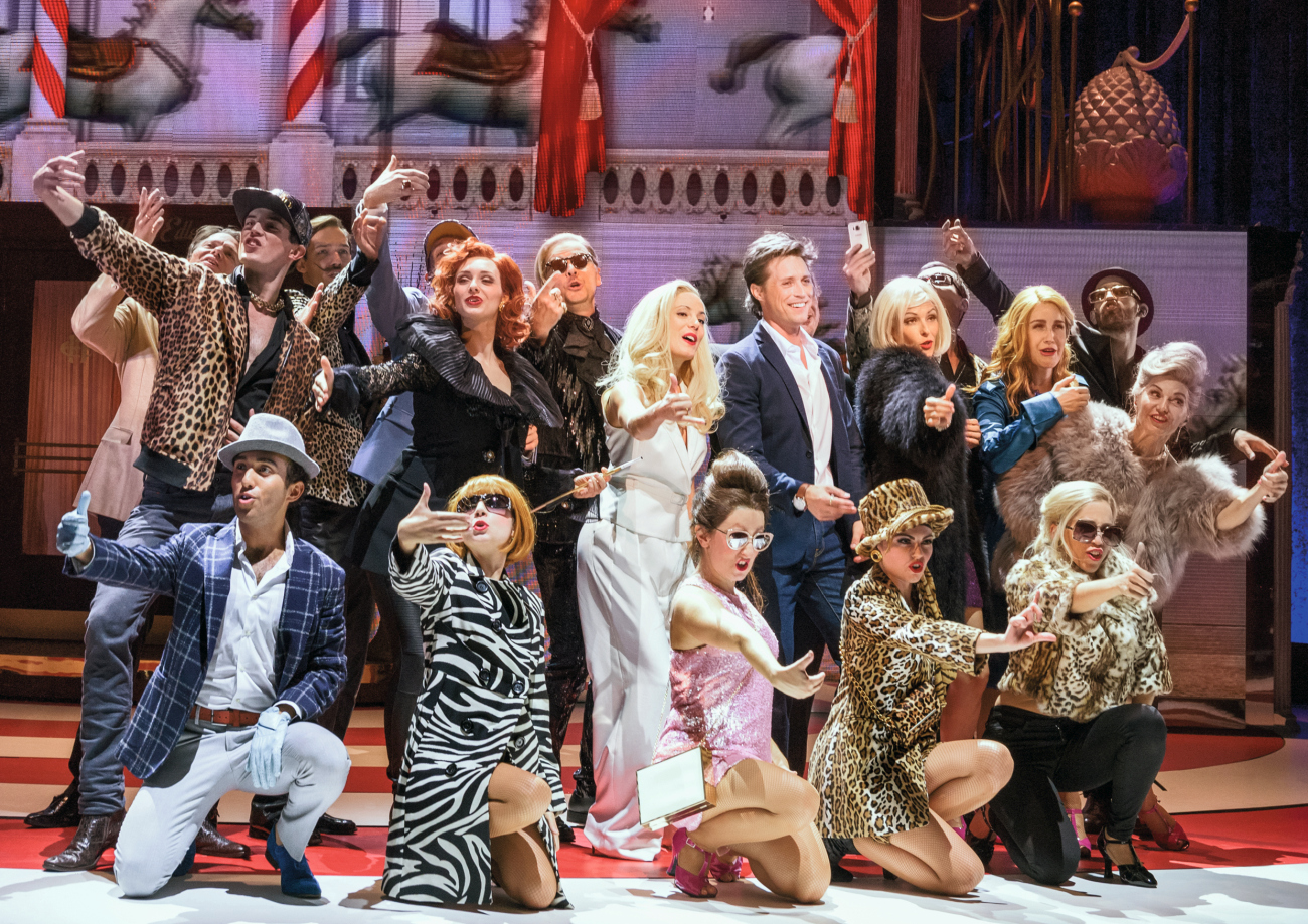 I Am From Austria Musical