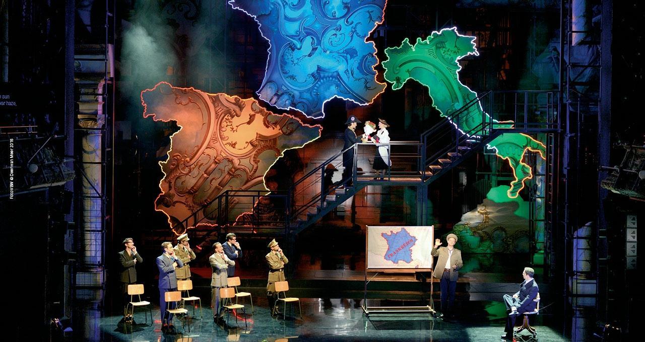 Evita Musical Wien