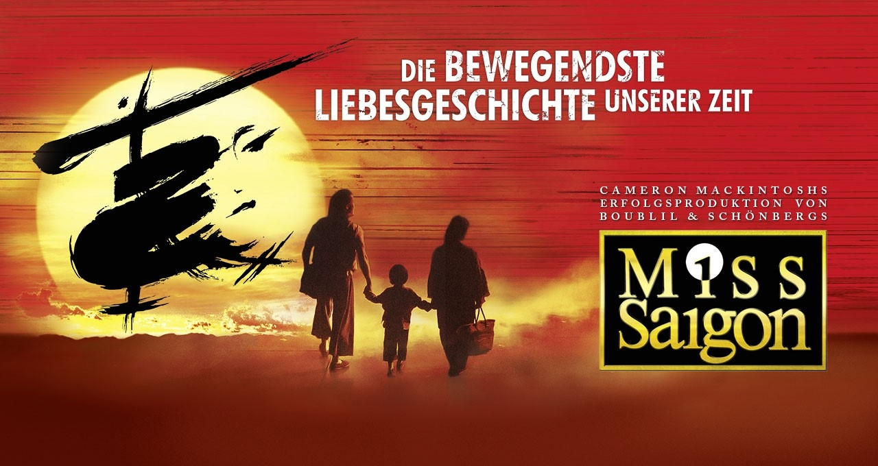 Miss Saigon Header NEU © TM © 1988 CML