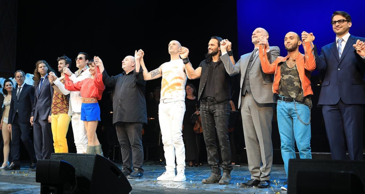 Premiere Jesus Christ Superstar News Musical Vienna Official
