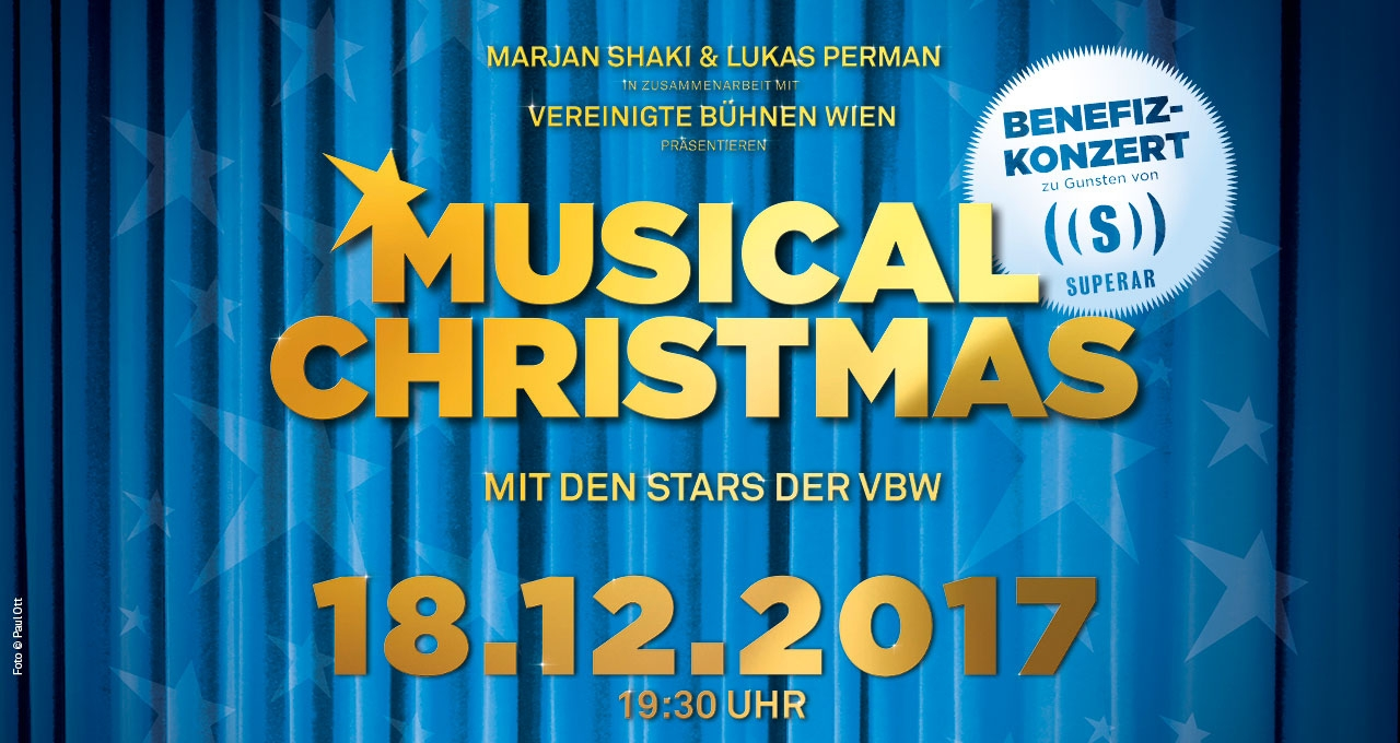 Musical Christmas 2017 neu © VBW
