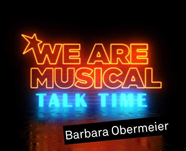 #WeAreMusical: Talk Time Obermeier © VBW