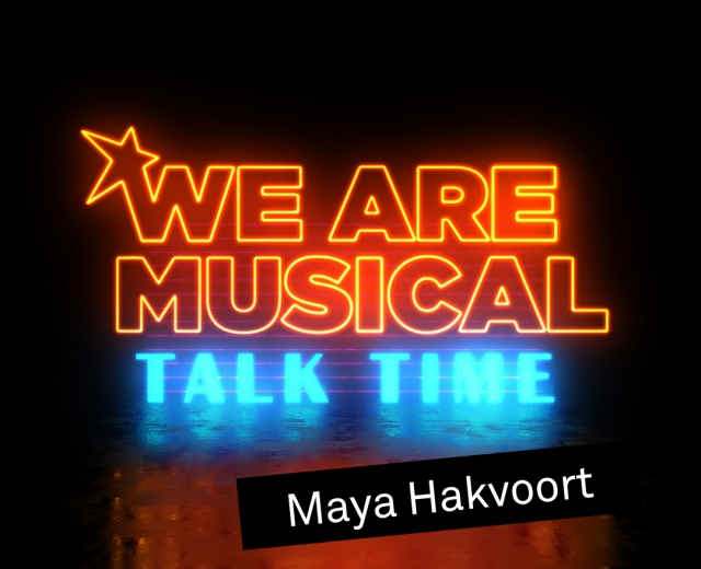 #WeAreMusical: Talk Time Hakvoort © VBW