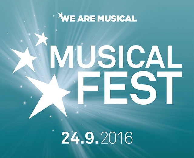Musicalfest 2016 – Save the Date © VBW