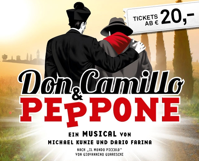 Don Camillo Logo Ticket © VBW