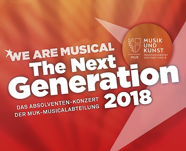 Musical The Next Generation 2018 Q © VBW