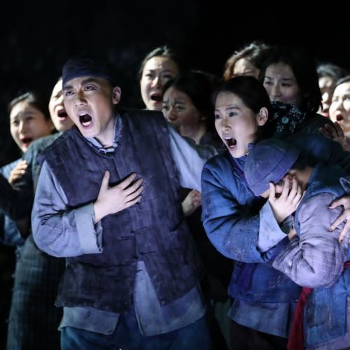 Die Tagebücher von John Rabe © Jiangsu Centre for the Performing Arts