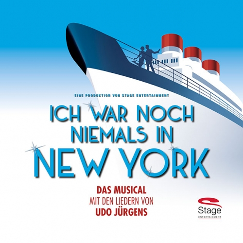 ICH WAR NOCH NIEMALS IN NEW YORK Logo © Stage Entertainment