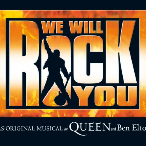 We will rock you Logo © VBW