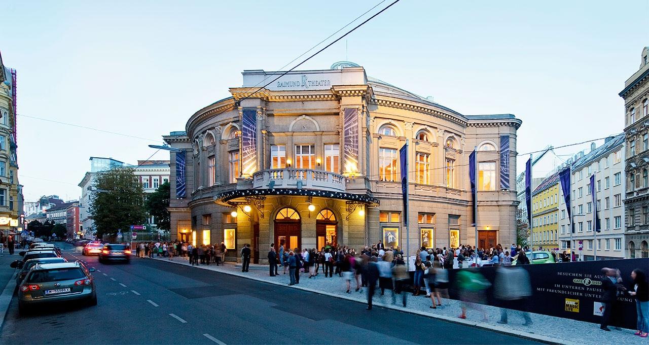Raimund Theater 1280x680 ©VBW / Rupert Steiner