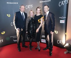 CATS Premiere am 20. September 2019 im Ronacher 010 © Joanna P.