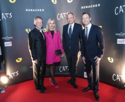 CATS Premiere am 20. September 2019 im Ronacher 011 © Joanna P.