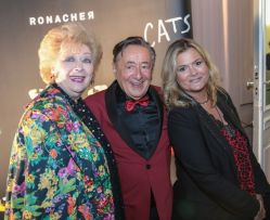 CATS Premiere am 20. September 2019 im Ronacher 015 © Joanna P.