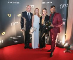 CATS Premiere am 20. September 2019 im Ronacher 020 © Joanna P.