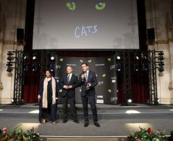 CATS Premiere am 20. September 2019 im Ronacher 127 © Katharina Schiffl