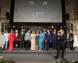 CATS Premiere am 20. September 2019 im Ronacher 135 © Katharina Schiffl