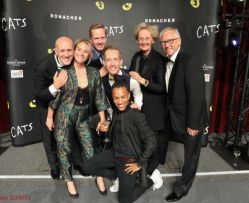 CATS Premiere am 20. September 2019 im Ronacher 170 © Katharina Schiffl