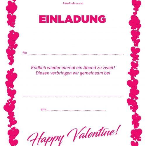 Happy Valentine Mit Musicalvienna At